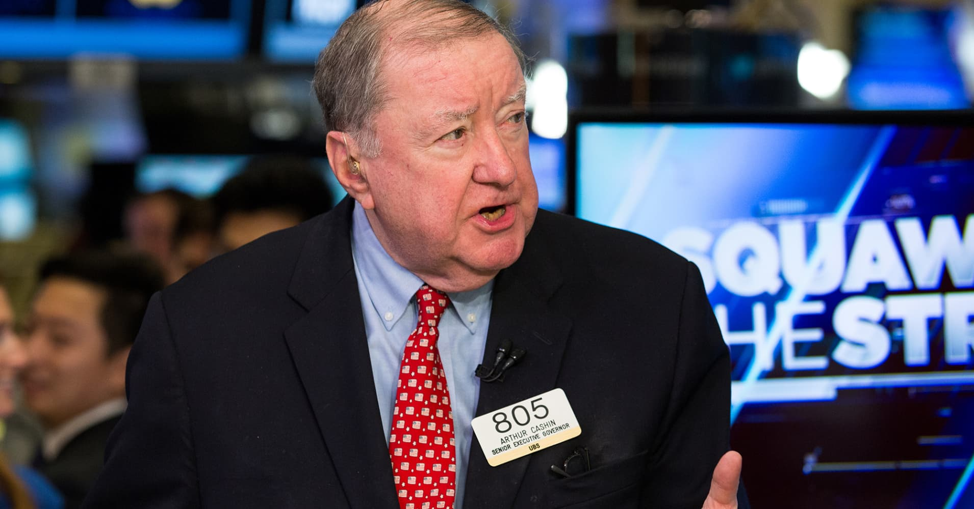 Art Cashin: Markets expect Europe to eventually 'accommodate' Trump on trade