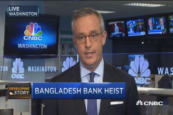 Three groups hacked Bangladesh central bank