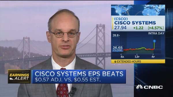 Cisco needs transition in their products: Analyst