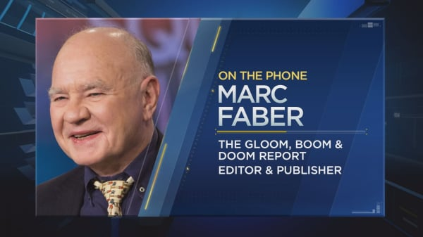 Marc Faber: The Fed is 'market dependent'