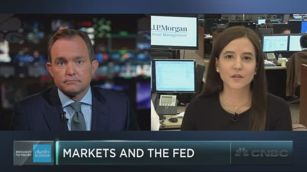 Stocks can rise amid rate hikes: JPM expert