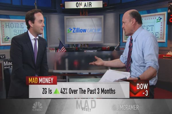 Zillow CEO: Here's why we are killing it
