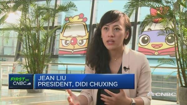 Didi chuxing