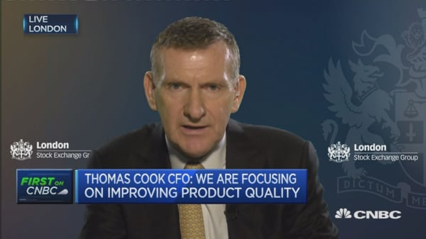 Long-haul travel demand remains strong: Thomas Cook CFO