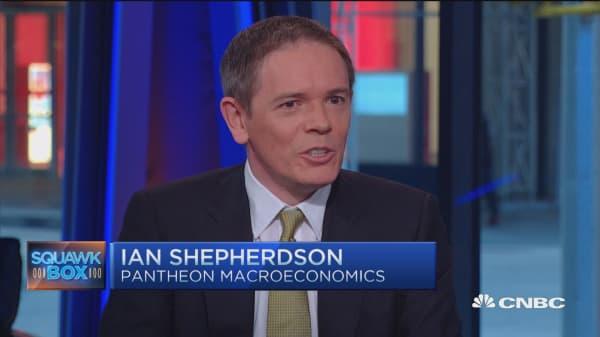 Fed hike hint surprises economist