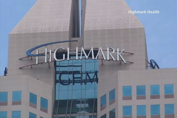Highmark sues government over $232M in payments