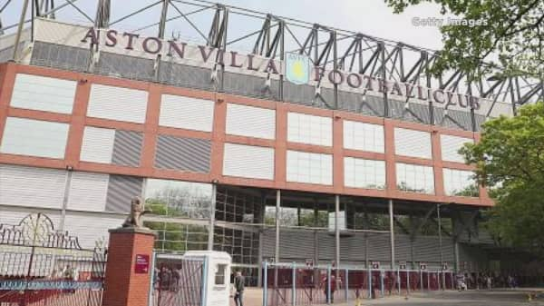 Chinese mogul to buy soccer club Aston Villa
