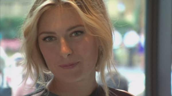 Russian tennis chief says Maria Sharapova may never play again