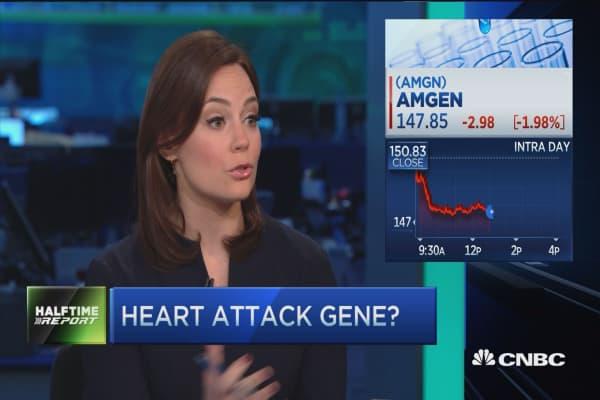 Heart attack gene?