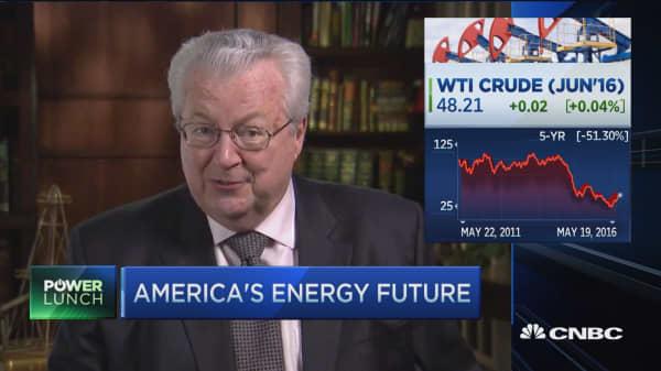 America's energy future