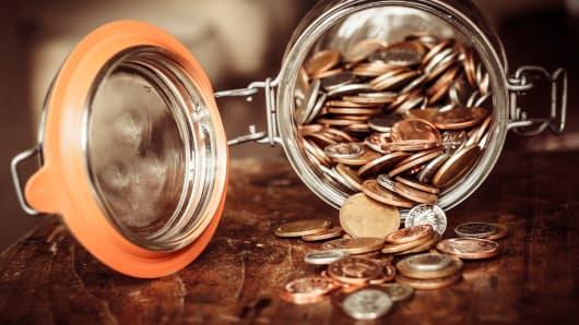 Coins, money change