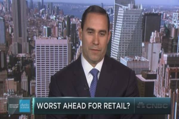 An 'ominous' outlook for retail