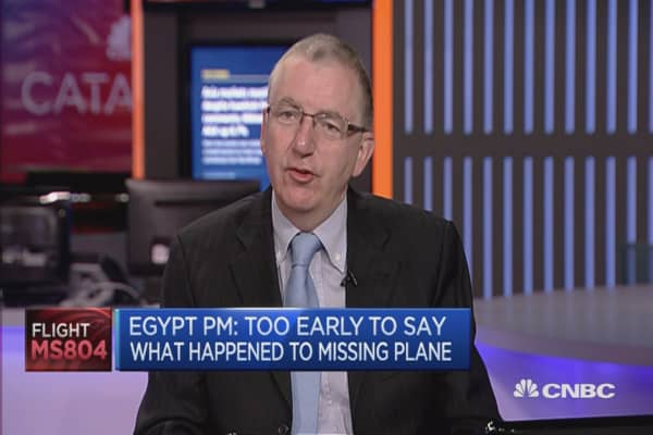 EgyptAir MS804: What this means for airport security
