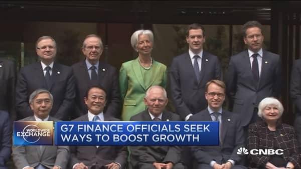 G7 leaders meet in Japan on key economic issues