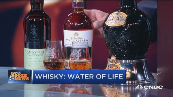 Spirits rise ahead of World Whisky Day