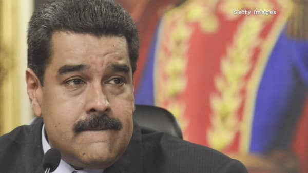 Maduro agrees with Mujica saying he is 'mad as a goat'