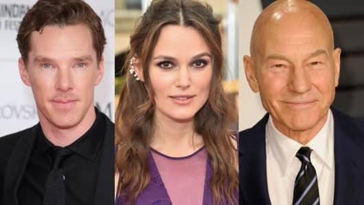 Benedict Cumberbatch | Keira Knightley | Patrick Stewart