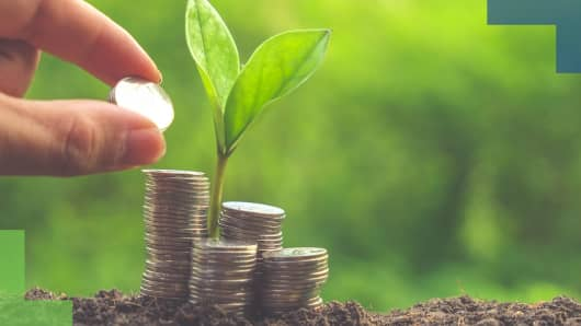Start up investment