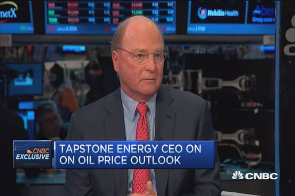 Tapstone Energy CEO on U.S. oil production