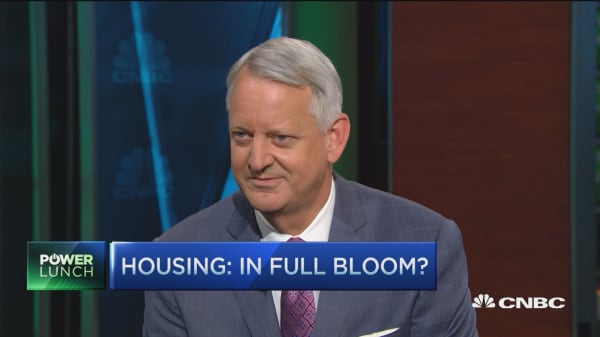 Housing: In full bloom?