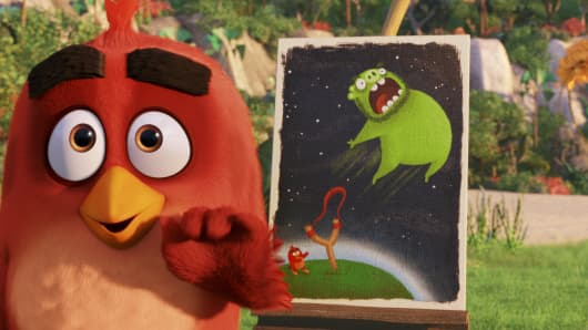 Angry Birds Takes Flight But Can It Shake The Curse Of Video Game Movi...