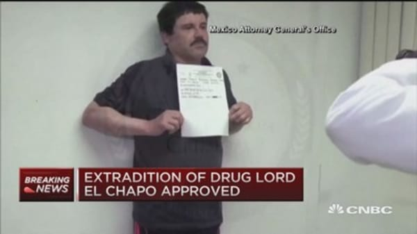 El Chapo extradition approved