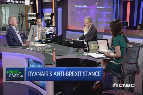 Ryanair CEO discusses EgyptAir