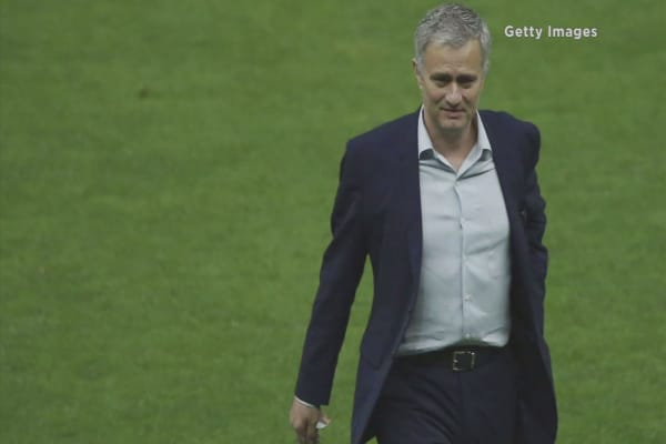 Mourinho may return to England as new Manchester United boss