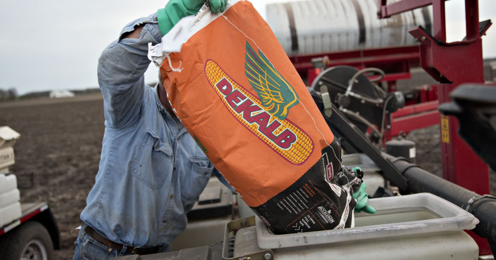 CFIUS clears Bayer's planned takeover of Monsanto