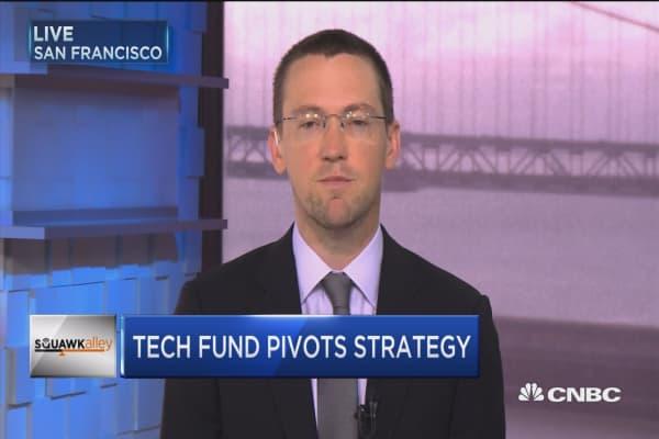 Tech fun pivots strategy
