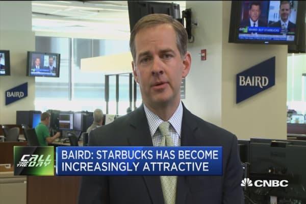 Call of the day: Starbucks