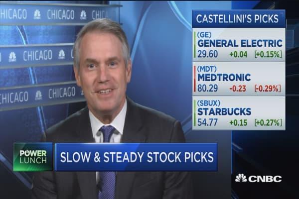 Slow & steady stock picks