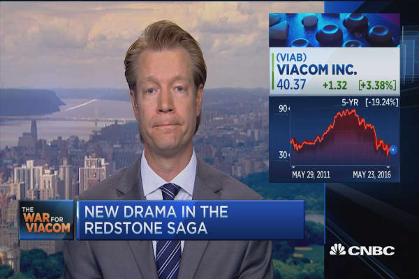 Pro: Viacom needs new management