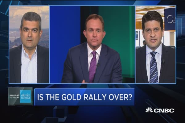 Trading Nation: Fold gold?