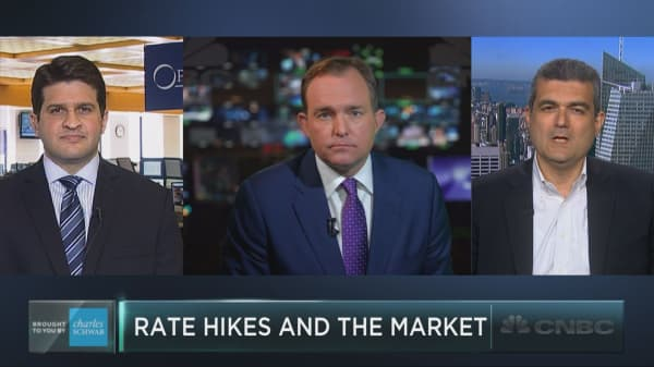 Can stocks thrive amid a rate hike?