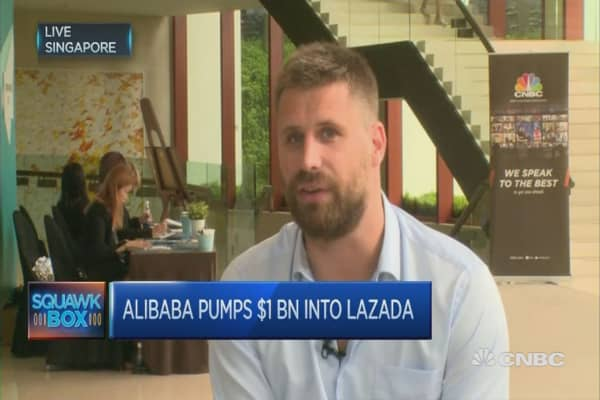Alibaba-Lazada deal