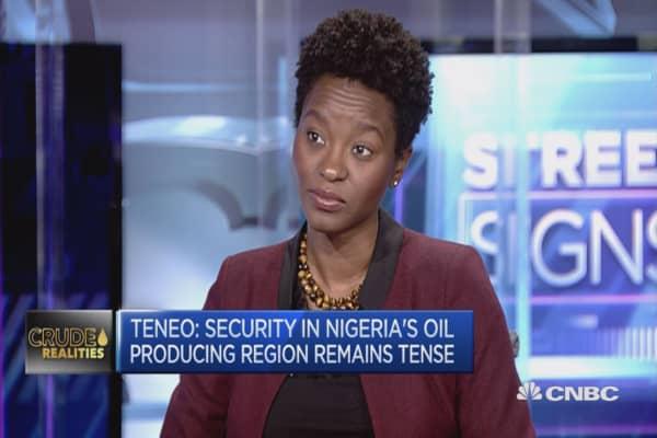Niger Delta security outlook skewed to downside: Teneo