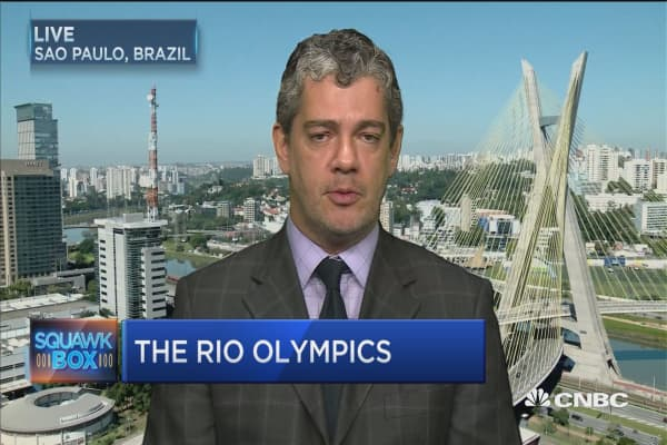 Brazil in turmoil