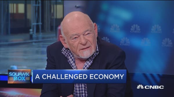 World trade numbers sounds alarm: Sam Zell