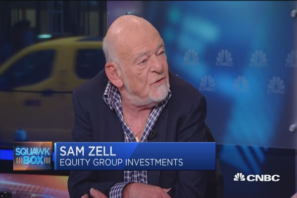 Real estate realities: Sam Zell