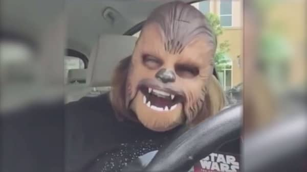 Chewbacca masks sell for $500 on eBay