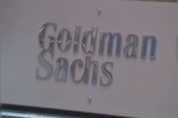 Goldman Sachs redefining itself