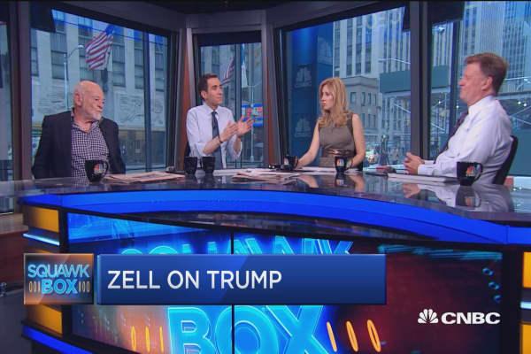 Don't underestimate Donald Trump: Sam Zell