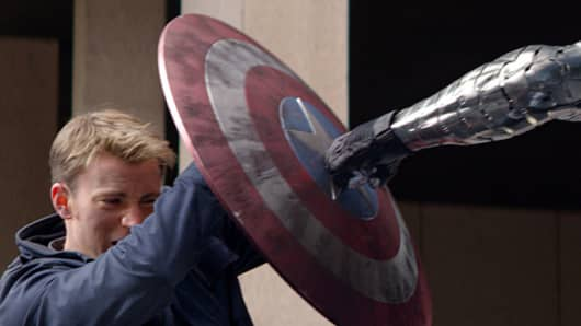 If it's good enough for Captain America, it's good enough for the Hyperloop.