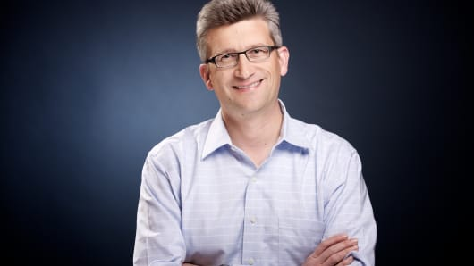 David Wehner, Facebook CFO