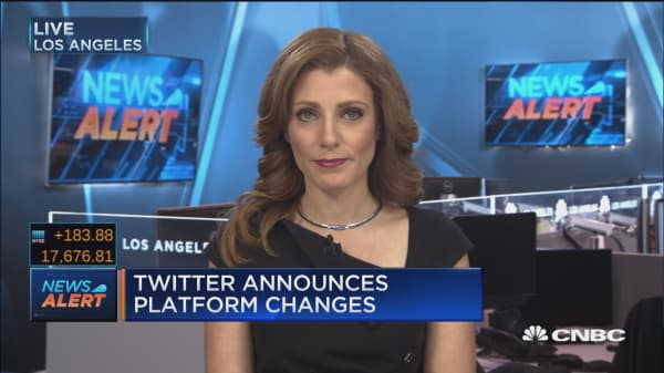 Twitter's big changes
