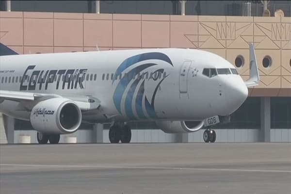 Official points to possible explosion on EgyptAir Flight 804