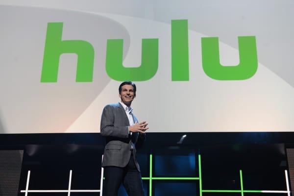 CEO of Hulu Mike Hopkins