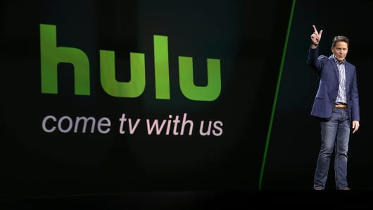 Peter Naylor, SVP of Sales for Hulu