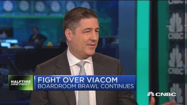 Right thing for Viacom shareholders: Pro